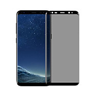 Tempered Glass Screen Protector for Samsung Galaxy S8 Plus Front Screen Protector 9H Hardness Anti-Fingerprint Privacy Anti-Spy 3D Curved