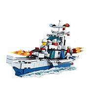 cheap Toys & Hobbies-Building Blocks Toys Novelty Warship Plastics Not Specified Pieces
