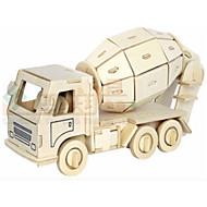 3D palapeli Leluautot Lelut Auto Ajoneuvot Asevoimat Stressiä ja ahdistusta Relief Uusi malli Aikuisten Pieces