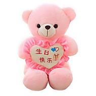cheap Toys & Hobbies-Stuffed Toys Doll Toys Duck Dog Bear Animal Panda Coral Fleece Linen/Cotton Unisex Pieces