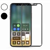 Закаленное стекло Защитная плёнка для экрана для Apple iPhone X Защитная пленка для экрана HD Уровень защиты 9H Против отпечатков пальцев