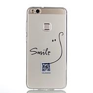 tanie Etui na telefony-Kılıf Na Huawei Wzór Etui na tył Napis Miękkie Poliuretan termoplastyczny na Huawei P10 Lite Huawei P10 Huawei P9 Lite Huawei P8 Lite