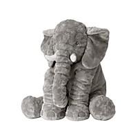 abordables Muñecas y Peluches-Elefante Colchón Almohadas Animales de peluche y de felpa Bonito Animal Chica Juguet Regalo 1 pcs