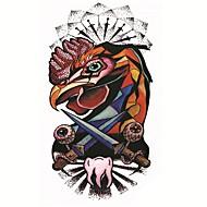 tanie -Naklejki z tatuażem Seria biżuterii Seria zwierzęca Seria kwiatowa Seria totemiczna Inne Seria wiadomość Biały Series Seria Olympic