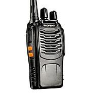 halpa -Baofeng bf-888s UHF fm lähetin korkea valaistuksen taskulamppu radiopuhelin