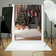 valokuva backdrops 5x7ft vinyyli kaunis joulu piirustus valokuvaus taustat
