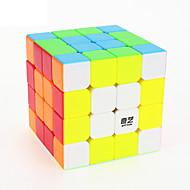お買い得  -ルービックキューブ QI YI QIYUAN S 160 4*4*4 スムーズなスピードキューブ マジックキューブ パズルキューブ ステッカーレス 子供用 成人 おもちゃ 男の子 女の子 ギフト