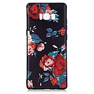 Case Kompatibilitás Minta Hátlap Virág Puha TPU mert Note 8 Note 5 Edge Note 5 Note 4 Note 3 Lite Note 3 Note 2 Note Edge Note