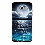 halpa Galaxy J5 kotelot / kuoret-Etui Käyttötarkoitus Samsung Galaxy Kuvio Takakuori Scenery Pehmeä TPU varten J7 V J7 Perx J7 (2017) J7 (2016) J7 J5 (2017) J5 (2016) J5