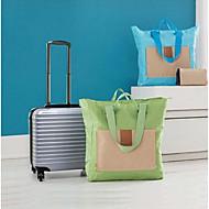 お買い得  トラベル小物-旅行かばん カジュアル/普段着 のために ローラー付きスーツケース ポリエステル ナイロン 23.5*15 男女兼用 旅行