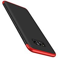 Недорогие Чехлы и кейсы для Galaxy S7 Edge-Кейс для Назначение SSamsung Galaxy S8 Plus S8 Ультратонкий Матовое Чехол Сплошной цвет Твердый ПК для S8 Plus S8 S7 edge S7 S6 edge S6