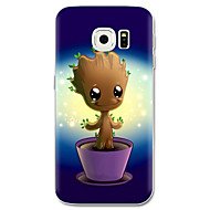 Case For Samsung Galaxy S8 Plus S8 Pattern Back Cover Cartoon Tree Soft TPU for S8 Plus S8 S7 edge S7 S6 edge plus S6 edge S6