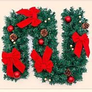 abordables Decoraciones de Celebraciones y Fiestas-1pc Halloween ornamentos de Navidad, Decoraciones de vacaciones 270*25