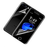 Недорогие Защитные плёнки для экрана iPhone-Защитная плёнка для экрана Apple для iPhone 7 PET 1 ед. Защитная пленка Защитная пленка для экрана и задней панели Защита от царапин