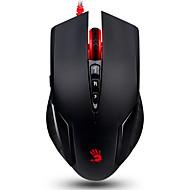 お買い得  マウス-a4tech v5mゲームゲームマウス8つのキー3200dpi、180cmケーブル