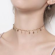 Γυναικεία Κολιέ Τσόκερ Stea Κράμα Καθημερινό Μοντέρνα Κοσμήματα Για Πάρτι Κλαμπ
