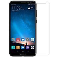 お買い得  スクリーンプロテクター-スクリーンプロテクター Huawei のために Mate 10 lite PET 1枚 スクリーンプロテクター アンチグレア 指紋防止 傷防止 超薄型 ミラータイプ ハイディフィニション(HD)