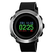 baratos Relógios em Oferta-SKMEI Homens Digital Único Criativo relógio Relógio de Pulso Relógio Esportivo Japanês Alarme Calendário Cronógrafo Impermeável