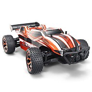 cheap RC Cars-RC Car 333-GS05B 2.4G Truck Off Road Car High Speed 4WD Drift Car Buggy Rock Climbing Car 1:18 20 KM/H Remote Control Rechargeable