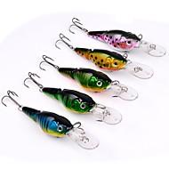 お買い得  釣り用アクセサリー-5 個 釣りツール フィッシングアクセサリー ハードベイト プラスチック 海釣り ベイトキャスティング ルアー釣り