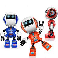 RC Robot Learning & Education 2.4G Lega Con l'altoparlante di musica Casual Luminoso Mini Sondare No