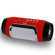 billige Højtalere-C-65 Bluetooth-højttaler Bluetooth 3.0 Usb Højtalere Til Udendørsbrug Hvid Sort Mørkeblå Vin
