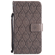 cheap -Case For Samsung Galaxy A5(2017) / A3(2017) Wallet / Card Holder / with Stand Full Body Cases Solid Colored Hard PU Leather for A5(2018) / A3(2017) / A5(2017)