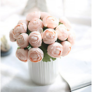 abordables Flores Artificiales-Flores Artificiales 7 Rama Moderno / Contemporáneo Flores eternas Flor de Mesa