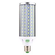 halpa LED-maissilamput-YWXLIGHT® 1kpl 60W 5900-6000lm E26 / E27 LED-maissilamput T 160 LED-helmet SMD 5730 Koristeltu LED-valo Kylmä valkoinen 85-265V