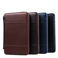 abordables Carcasas y Fundas para iPad-Funda Para Apple iPad Air 2 iPad mini 4 Cartera con Soporte Funda de Cuerpo Entero Color sólido Dura Cuero de PU para iPad Pro 9.7 ''