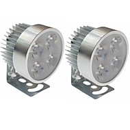 abordables -SENCART Ampoules électriques 4W LED Intégrée 4 Lampe Frontale