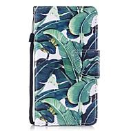 Недорогие Чехлы и кейсы для Galaxy S7-Кейс для Назначение SSamsung Galaxy S8 Plus S8 Бумажник для карт Кошелек со стендом Флип Магнитный С узором Чехол дерево Твердый Кожа PU