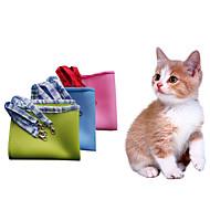 고양이 침대 애완동물 라이너 솔리드 휴대용 옐로우 그린 블루 핑크 카키 애완 동물