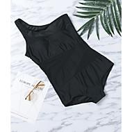お買い得  ウォータースポーツ-水泳 / ビーチ-ビキニ(ブラック) -女性用