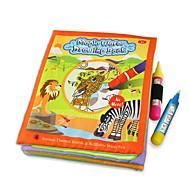 Tablillas de dibujo Juguetes Cuadrado Animales Pintura Piezas