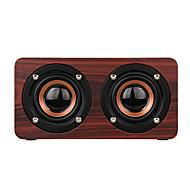 preiswerte Lautsprecher-W55 Bluetooth Lautsprecher Ministil Bluetooth Lautsprecher Micro-USB Braun