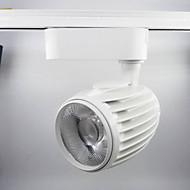 tanie Oświetlenie szynowe LED-1szt 30W 1 Diody LED Łatwa instalacja Oświelenie szynowe Ciepła biel Naturalna biel Biały AC 86-220