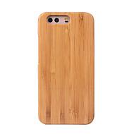お買い得  携帯電話ケース-ケース 用途 Huawei 耐衝撃 木目 ハード のために Huawei