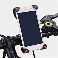 자전거 모바일폰 마운트 스탠드 홀더 조절가능 스탠드 모바일폰 버클 유형 ABS 보유자