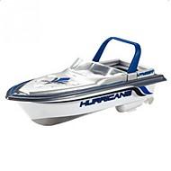 お買い得  ラジコン おもちゃ-RCボート HY218Blue プラスチック 4 チャンネル KM / H RTR