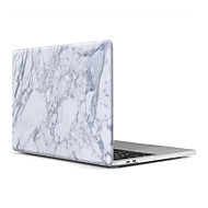olcso MacBook védőburkok, védőhuzatok, táskák-MacBook Tok mert Márvány Műanyag Anyag Az új 15 hüvelykes MacBook Pro Az új 13 hüvelykes MacBook Pro MacBook Pro 15 hüvelyk MacBook Air