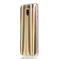 Недорогие Чехлы и кейсы для Galaxy J-Кейс для Назначение Samsung J7 (2017) J5 (2017) Покрытие Кейс на заднюю панель Полосы / волосы Градиент цвета Мягкий ТПУ для J7 (2017) J7