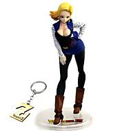 お買い得  アニメ・アクションフィギュア-アニメのアクションフィギュア に触発さ ドラゴンボール ジュディ 18 cm モデルのおもちゃ 人形玩具