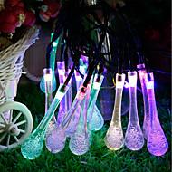お買い得  -GMY® 6m ストリングライト 30 LED 6Mストリングライト マルチカラー 装飾用 <5 V 1セット / IP65