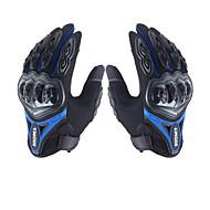 cheap Automotive & Motorcycle-Full Finger Unisex Motorcycle Gloves Nylon Anti-Slip