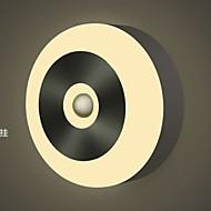 voordelige Originele LED-lampen-1pc LED Night Light Warm Wit Koud wit AAA-batterijen aangedreven USB-poort Touch Sensor Decoratie Menselijke lichaamsensor Met USB-poort