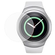 Недорогие Защитные пленки для смарт-часов-Защитная плёнка для экрана Назначение Galaxy S2 Закаленное стекло Взрывозащищенный Уровень защиты 9H HD 1 ед.