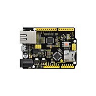abordables Accesorios para Arduino-placa de desarrollo ethernet keyestudio w5500 (sin poe)