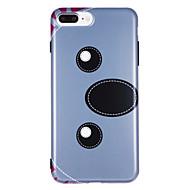 Недорогие Кейсы для iPhone 8 Plus-Кейс для Назначение Apple iPhone X iPhone 8 IMD С узором Кейс на заднюю панель Животное Мягкий ТПУ для iPhone X iPhone 8 Pluss iPhone 8