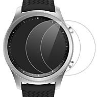 Недорогие Защитные пленки для смарт-часов-Защитная плёнка для экрана Назначение Galaxy S3 Закаленное стекло HD / Уровень защиты 9H / Взрывозащищенный 1 ед.